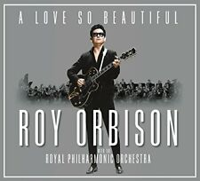 Roy Orbison - A Love So Beautiful Roy Orbison and The RPO [CD] Sent Sameday*
