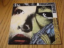 """THRASHING DOVES - MATCHSTICK FLOTILLA    7"""" VINYL PS"""