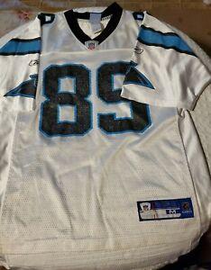 Reebok Unisex Adult Size M NFL  Authentic Carolina Panthers Steve Smith #89 G556