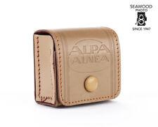 Alpa Alnea Leather Filter Case
