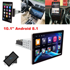 "10.1"" Android 8.1 Quad-core 2+32GB Car Stereo Radio GPS Wifi 3G 4G Full Netcom"
