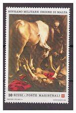 Smom 1984 - Año Santo - Caravaggio Nuevo **
