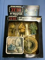 1983 Kenner Star Wars Return of the Jedi Sy Snootles & the Rebo Band Sealed NOS