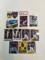 VLADIMIR GUERRERO JR ROOKIE Card Lot RC TORONTO BLUE JAYS Bowman PSA 9 Card