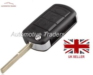 3 button flip key case for Land Rover Discovery 3 Range Rover remote ** A73