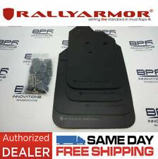 Rally Armor For 02-07 Subaru WRX STI RS 2.5?i Basic Mud Flaps Kit MF1-BAS-BLK