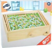 Small Foot Marble Maze Race Track Game Toy 11229