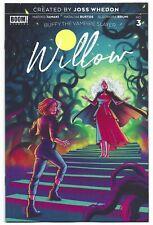 Buffy the Vampire Slayer Willow #3 2020 Unread Jen Bartel Cover A Boom! Studios
