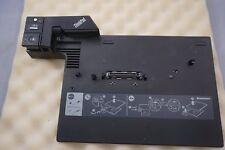 IBM Lenovo ThinkPad Mini Dock NO keys Type 2504 T60 T61 T400 T500 R60 R61 Z61
