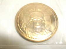 1986 Nestle Statue of Liberty Centennial Medallion, Mint in Sealed Wrapper