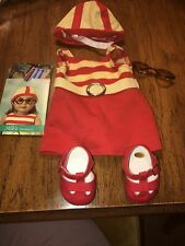 American Girl Kit Kittredge 1934 Swimsuit Outfit EUC RETIRED HTF