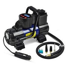 Portable Mini  Tire Inflator Air Compressor Pump-DC 12V Tire Pump 140W 150 PSI