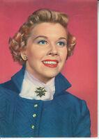Doris Day - alte Starpostkarte