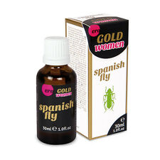 Spanish Fly Gold Women Aphrodisiac Ero Hot Drops Exciting Elixir Food Supplement