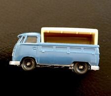 Wiking - VW Flatbed Truck Blue - Very Good Condition
