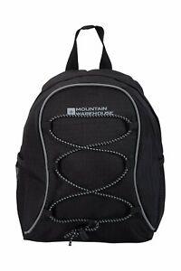 Mountain Warehouse Mini Trek 6L Small Rucksack Backpack Mens Womens Lightweight