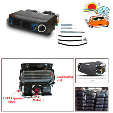 30W/15A Underdash AC Evaporator 12V Heat & Cool Air Conditioner Compressor Kit