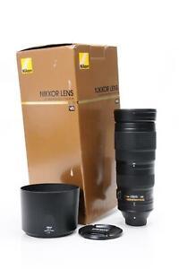 Nikon Nikkor AF-S 200-500mm f5.6 E ED VR Lens 200-500/5.6 #361
