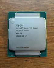 Intel Core i7-5820K 5820K - 3.3GHz Six Core (BX80648I75820K) Processor