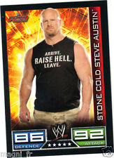 Slam Attax - RAW - Stone Cold Steve Austin (A2817)