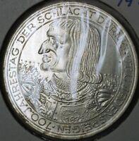 1978 Austria 100 Schillings Duernkrut Commemorative Uncirculated Silver Coin