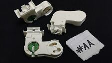 5x G13 Push In Fluorescent Lamp Light Fitting Starter Holder 20x10 Snap Fit  #AA