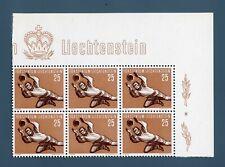 LIECHTENSTEIN - 1954 - Soggetti sportivi. I° serie - 25 r. MNH (A)