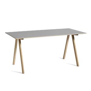 Hay Copenhague CPH10 Tisch Schreibtisch Sekretär 160 x 80 cm Eiche grau