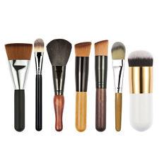 7Pcs Pro Make up Brushes Set Powder Foundation Eyeshadow Lip Blusher Brush Tool
