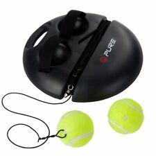 Pure2improve Matériel D'entrainement de Tennis Noir divers Sports