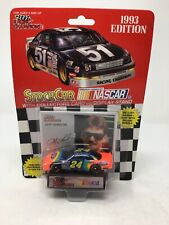 1/64 NASCAR JEFF GORDON #24 COLLECTOR'S CARD & DISPLAY STAND 01153 - NEW
