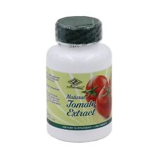 Natural Tomato  Extract  with Lycopene selenium Antioxidant 100 tablets/bottle