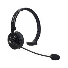 BH-21 Bluetooth Wireless Headset - 4x Noise Cancelling Trucker Headphones-21 Hrs