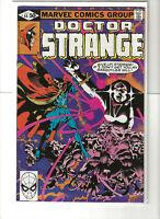 Dr Doctor Strange #44 Vol.2 VF Bronze Age Marvel Comics 1980 Chris Claremont