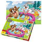 Trefl 24 Pieza Maxi unisex Looney Tunes Diversión de verano Grande Piezas