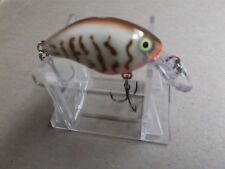 Custom Painted Rapala Wood DT-4,DT-4,Soft Shell Craw