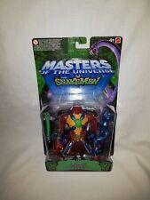 He-man Amos del universo RATTLOR figura MOC inusitado general Amos del universo Classic