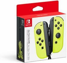 Nintendo Joy-Con (L/R) Wireless Controllers for Nintendo Switch - Neon Yellow