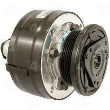 Four Seasons 58937 New Compressor And Clutch