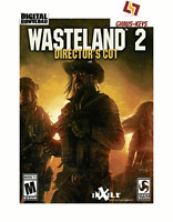 Wasteland 2 Directors Cut Classic Edition Steam Key Pc Global [Blitzversand]