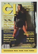 PETA WILSON CI Magazine Cover La Femme Nikita Tower Records Postcard 1998
