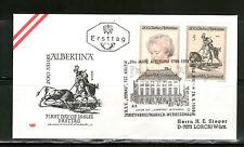 Ungeprüfte Briefmarken (ab 1945) mit Einzelfrankatur österreichische