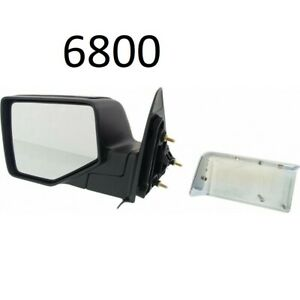 For Ford Ranger Mirror 2006-2011 Driver Side Manual Folding Heated FO1321283