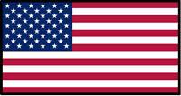 bandera eeuu - ORIGINAL Imán de nevera Gigante - NUEVO