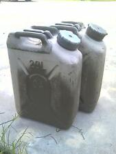 2 Scepter Fuel Cans MFC 5 Gallon Gas Can Jerry Can Hummer Jeep