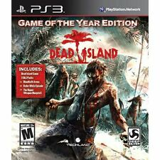 PlayStation 3 : Dead Island Game of the Year PS3 VideoGames