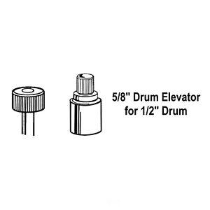 ANCO Windshield Wiper Drum Elevator P/N:42-75