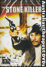 The Stone Killer DVD NEW, FREE POSTAGE WITHIN AUSTRALIA REGION ALL