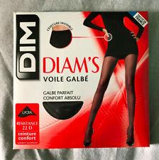 Dim Diam's Tights, size 1 (Small) - Black