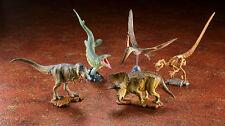 Kaiyodo Capsule Q Museum Cretaceous Systemic Full Complete Set